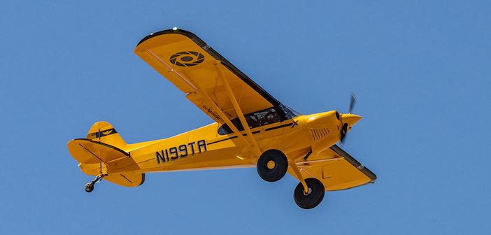 XCub aircraft