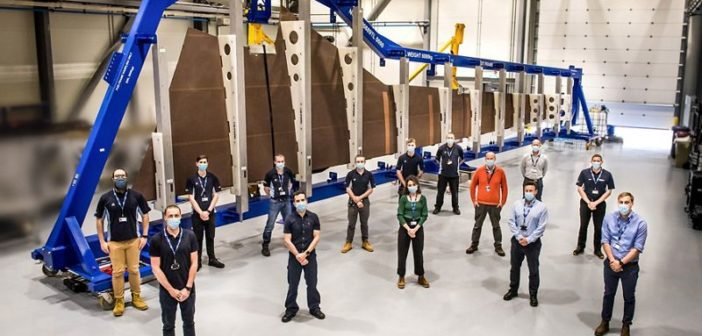 Airbus completes first Wing of Tomorrow prototype