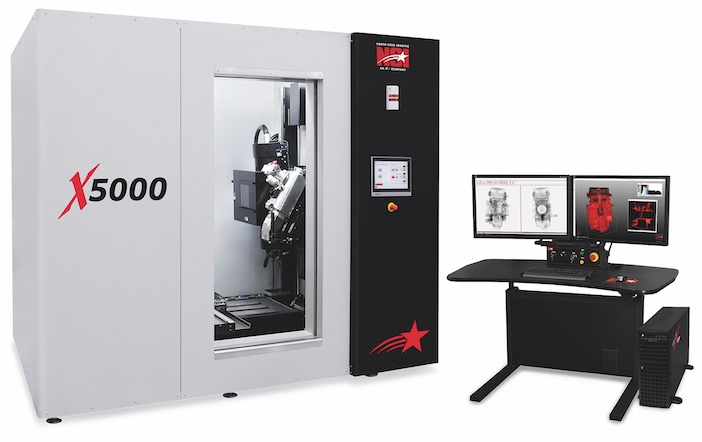 X5000 3D X-ray inspection system