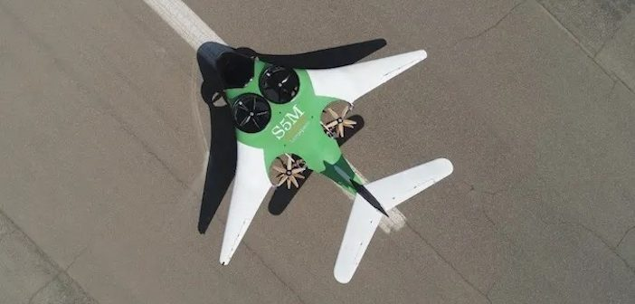 Starling drone