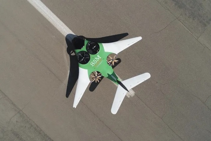 Samad starts certification process for Starling cargo drone - Aerospace Testing International