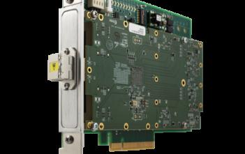 V1161 Programmable 100G Ethernet XMC ACAP Card